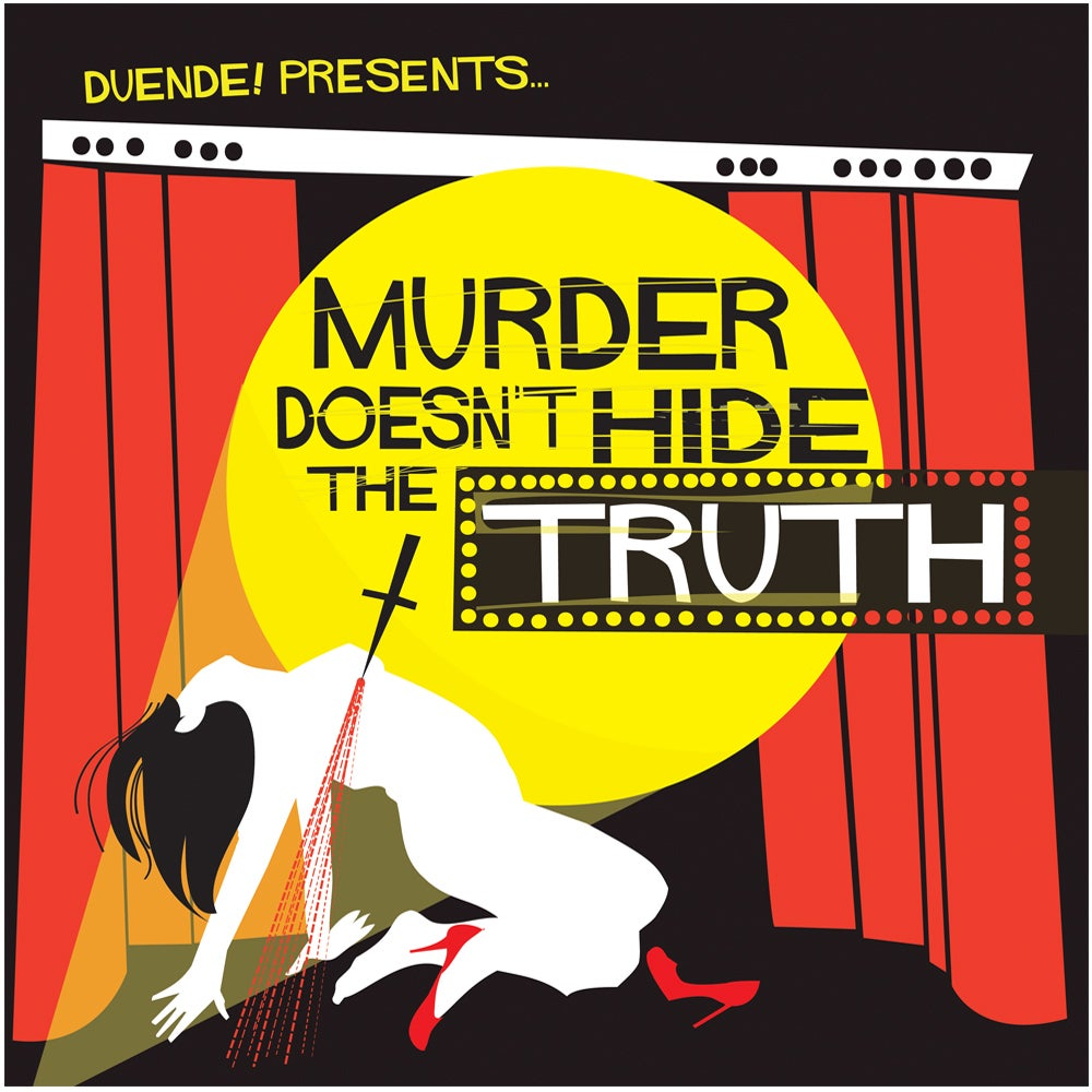 Image of Duende - Murder Doesn't Hide The Truth - LP + Download Code