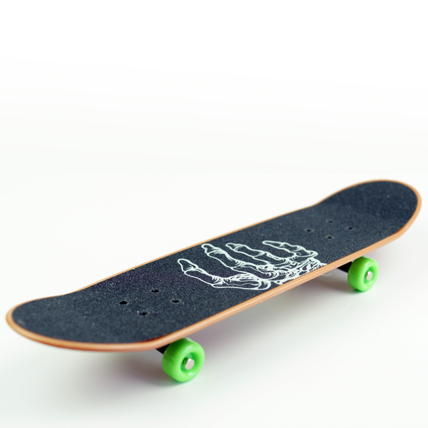 Image of Handskate Hangnail Handboard 27cm Swirl