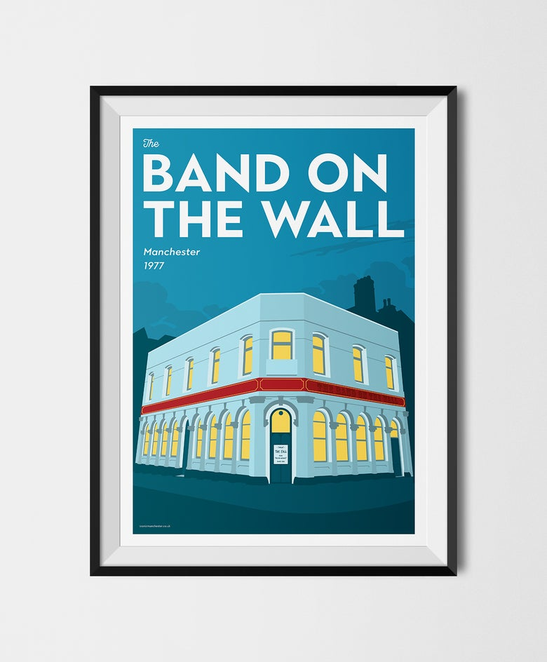 Image of The Band on the Wall