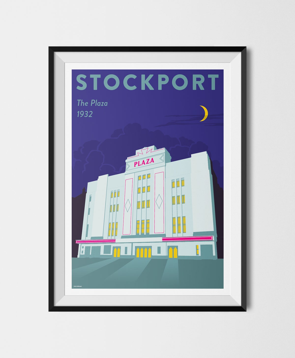 Image of STOCKPORT - The Plaza