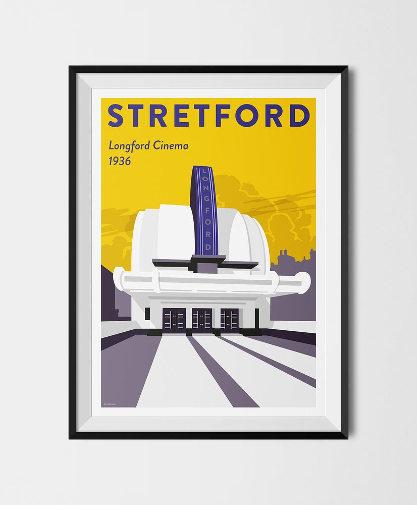 Image of STRETFORD - Longford Cinema