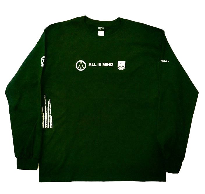 Image of KingNYC All Is Mind Alchemist Club L/S T-Shirt