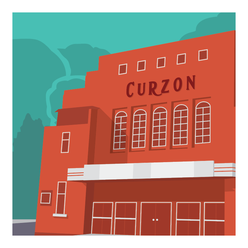 Image of URMSTON  - The Curzon Cinema