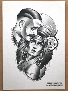 Image of Lady & Gent A4