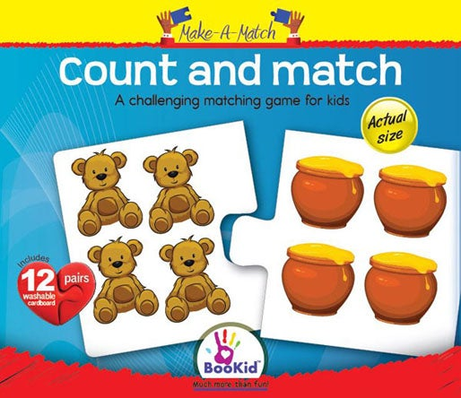Image of Count & Match