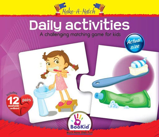 Image of Daily activities