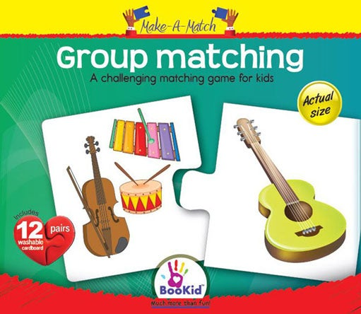 Image of Group matching