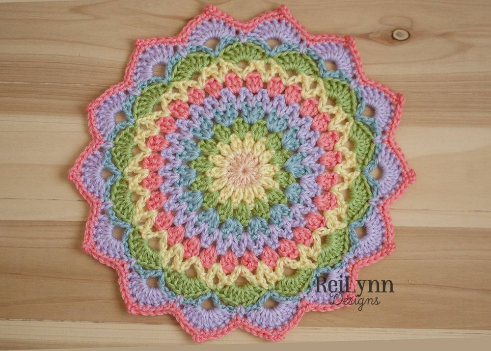 Image of Spring Fling Mandala Layer