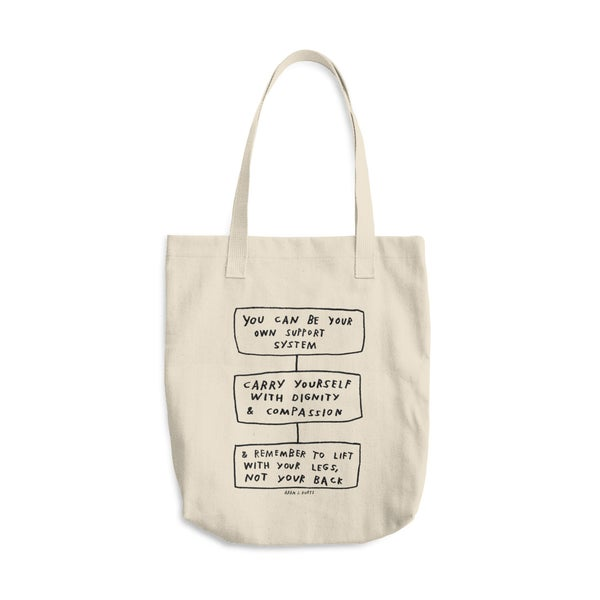 Image of Carry Yourself Tote