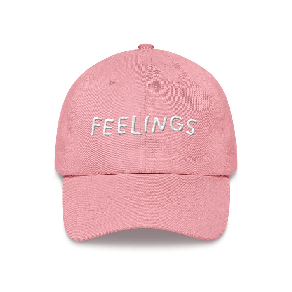 Image of FEELINGS Hat (More Colors)