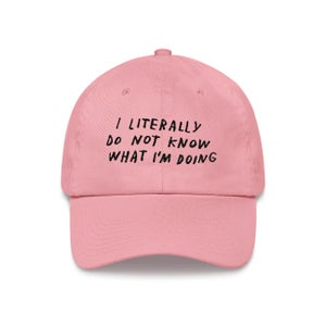 Image of IDK Hat (More Colors)