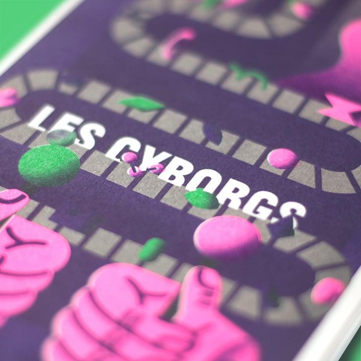 Image of Novland 4 > Les cyborgs
