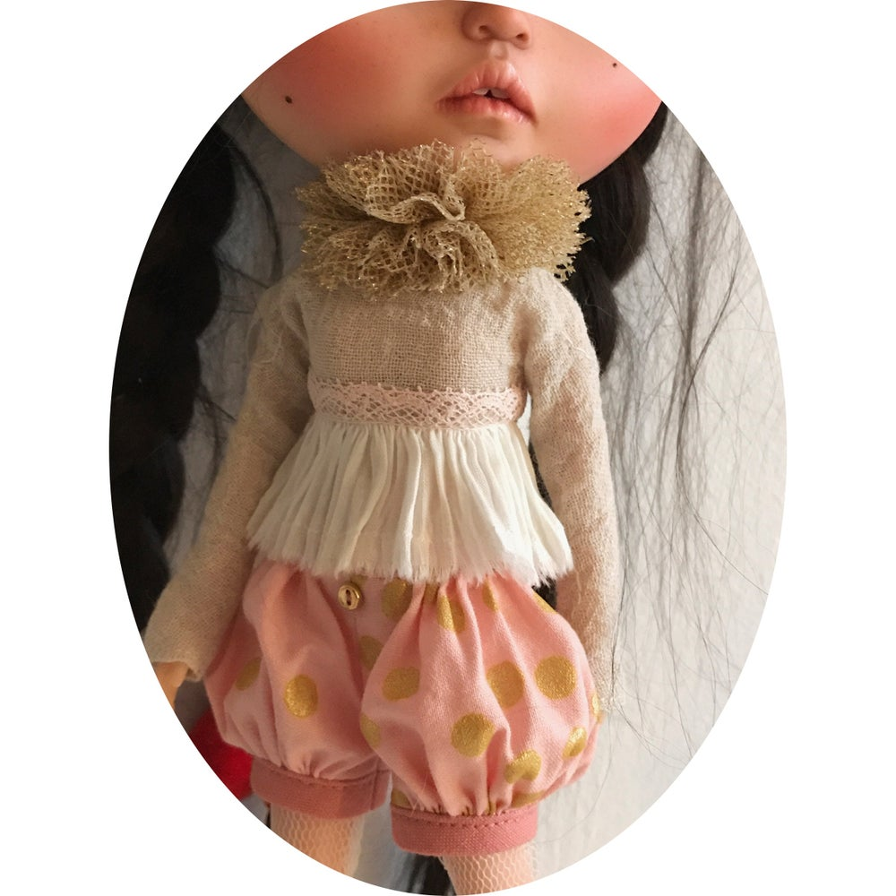 Image of Golden Bubbles set for Neo Blythe