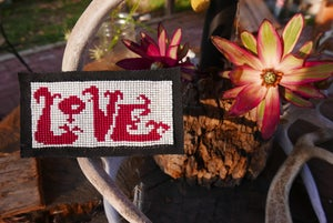 Image of LOVE patch