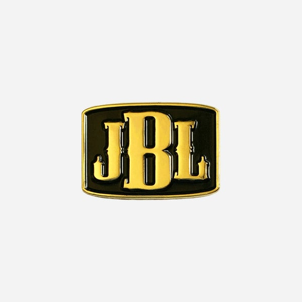 Image of John Bradshaw Layfield (JBL) lapel pin