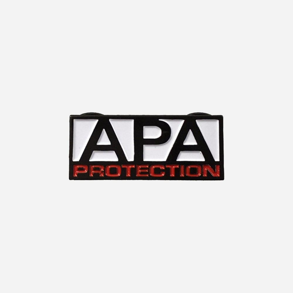 Image of APA Protection lapel pin