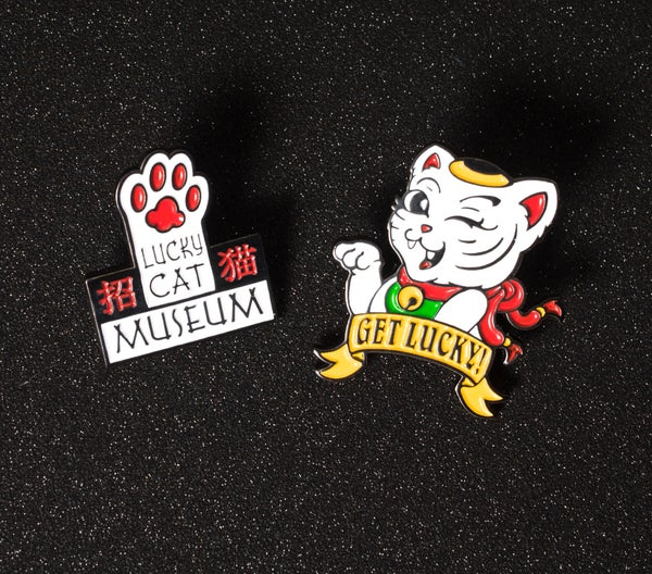 Image of Souvenir Hard Enamel Pins