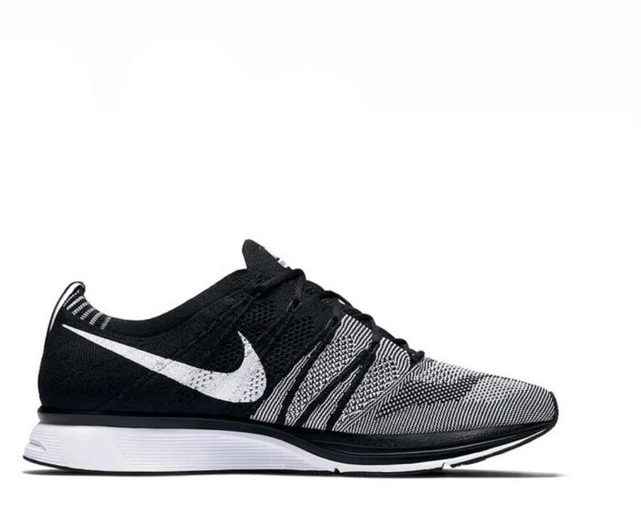 Image of NIKE FLYKNIT TRAINER OG BLACK/WHITE AH8396-005