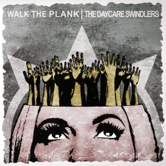 "Image of Walk The Plank/ Daycare Swindlers Split - 7"" Vinyl"