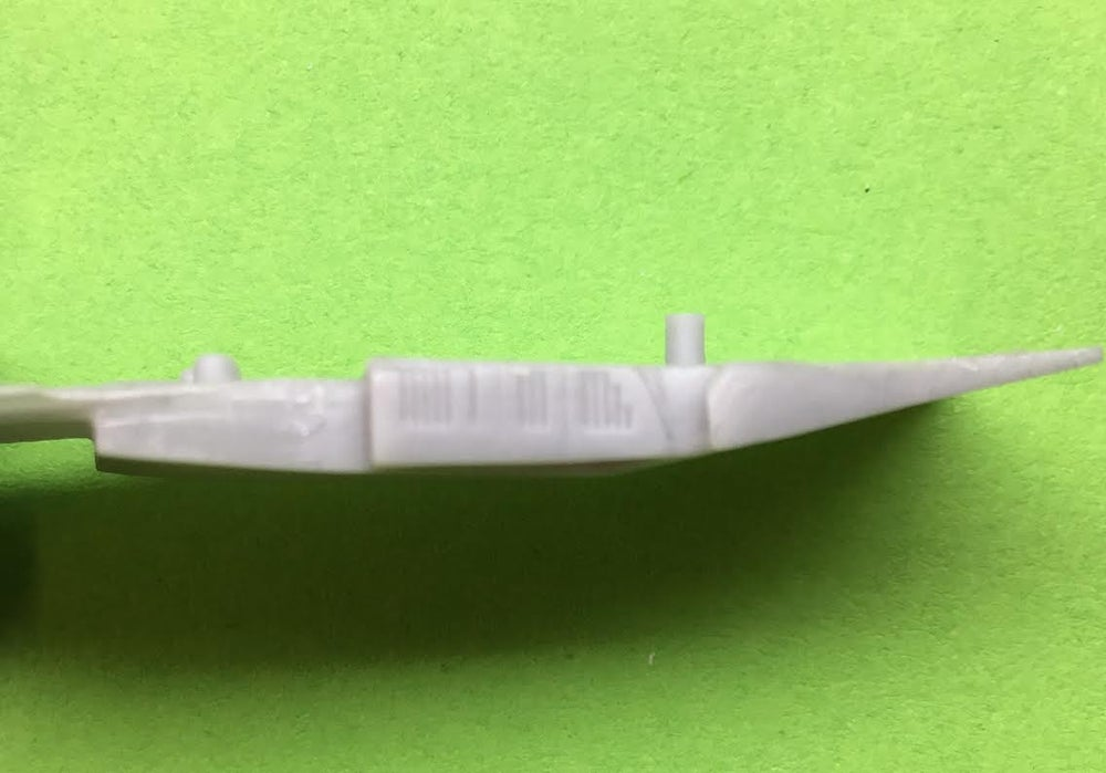 Image of Detailed Phantom intakes for Airfix kit