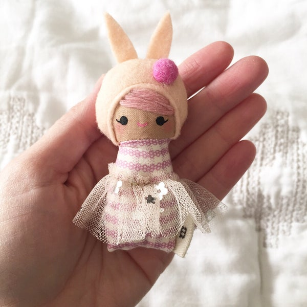 Image of Mini Mini Bunny #7