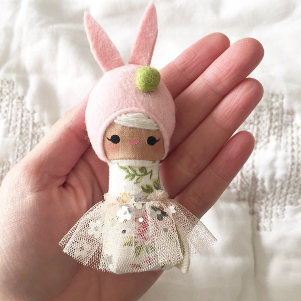 Image of Mini Mini Bunny #8