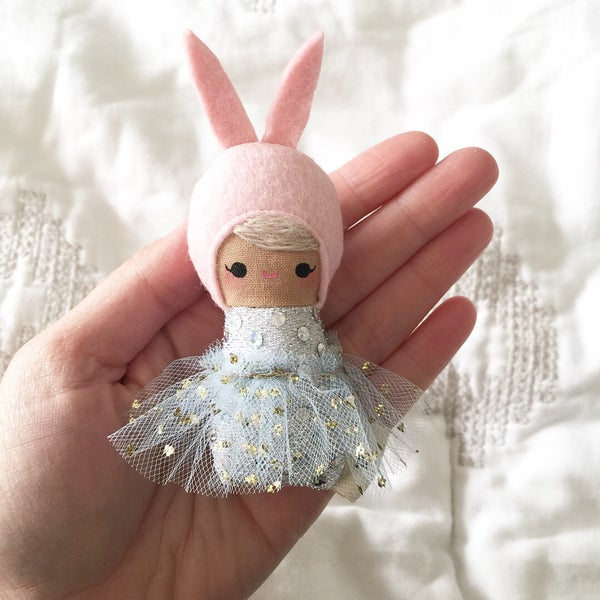 Image of Mini Mini Bunny #9
