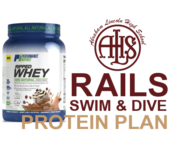 Image of HS Swim Protein Plan | Girls'
