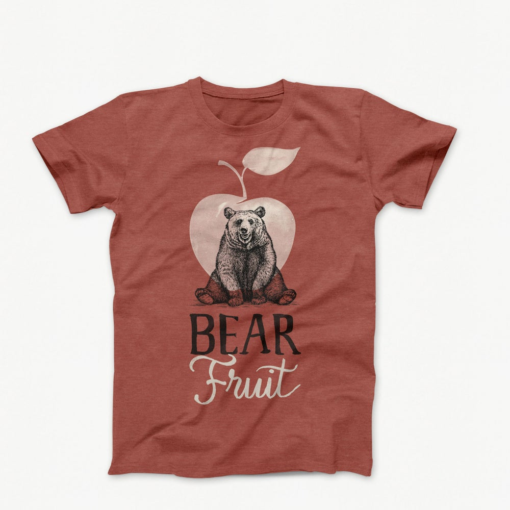 Image of NEW Bear Fruit T-shirt