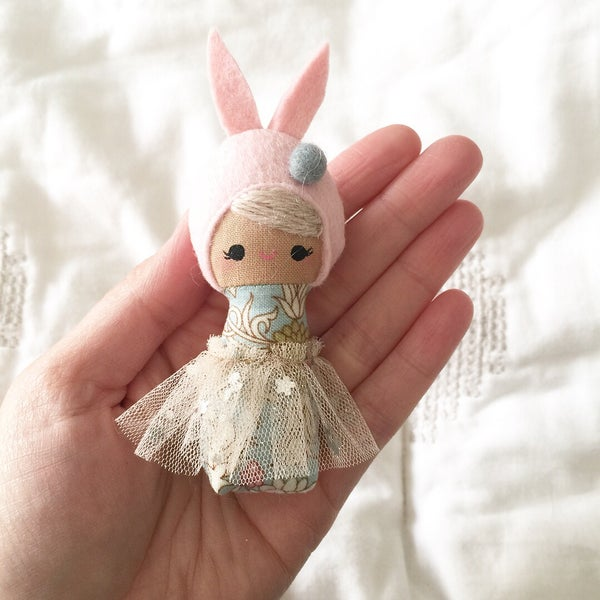 Image of Mini Mini Bunny #11