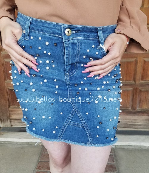 Image of Melly Pearl Skirt