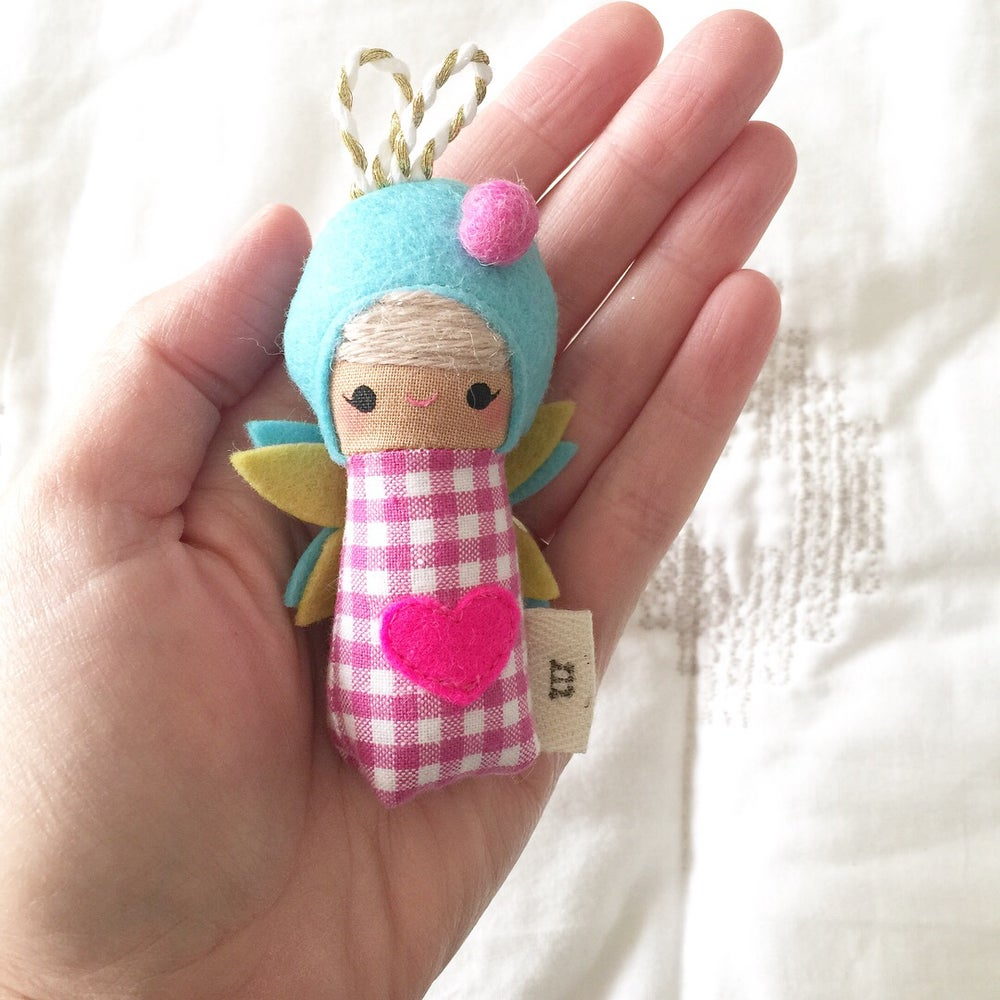 Image of Mini Mini Lovebug #1