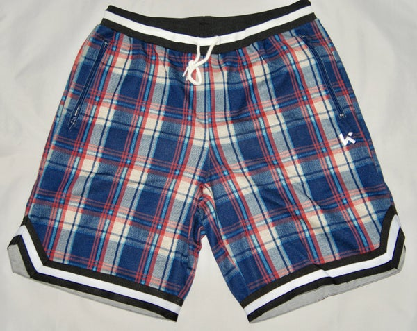 Image of Plaid Shorts