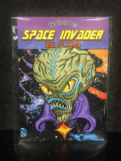 Image of Space Invader - Patch