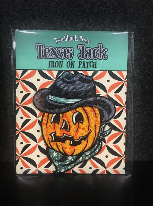 Image of Texas Jack - Patch