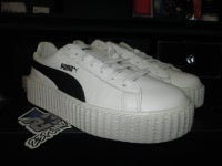 """Puma Fenty Creeper """"White Leather"""" - areaGS - KIDS SIZE ONLY"""