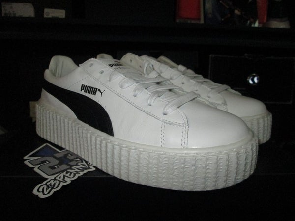 "Puma Fenty Creeper ""White Leather"" - areaGS - KIDS SIZE ONLY"