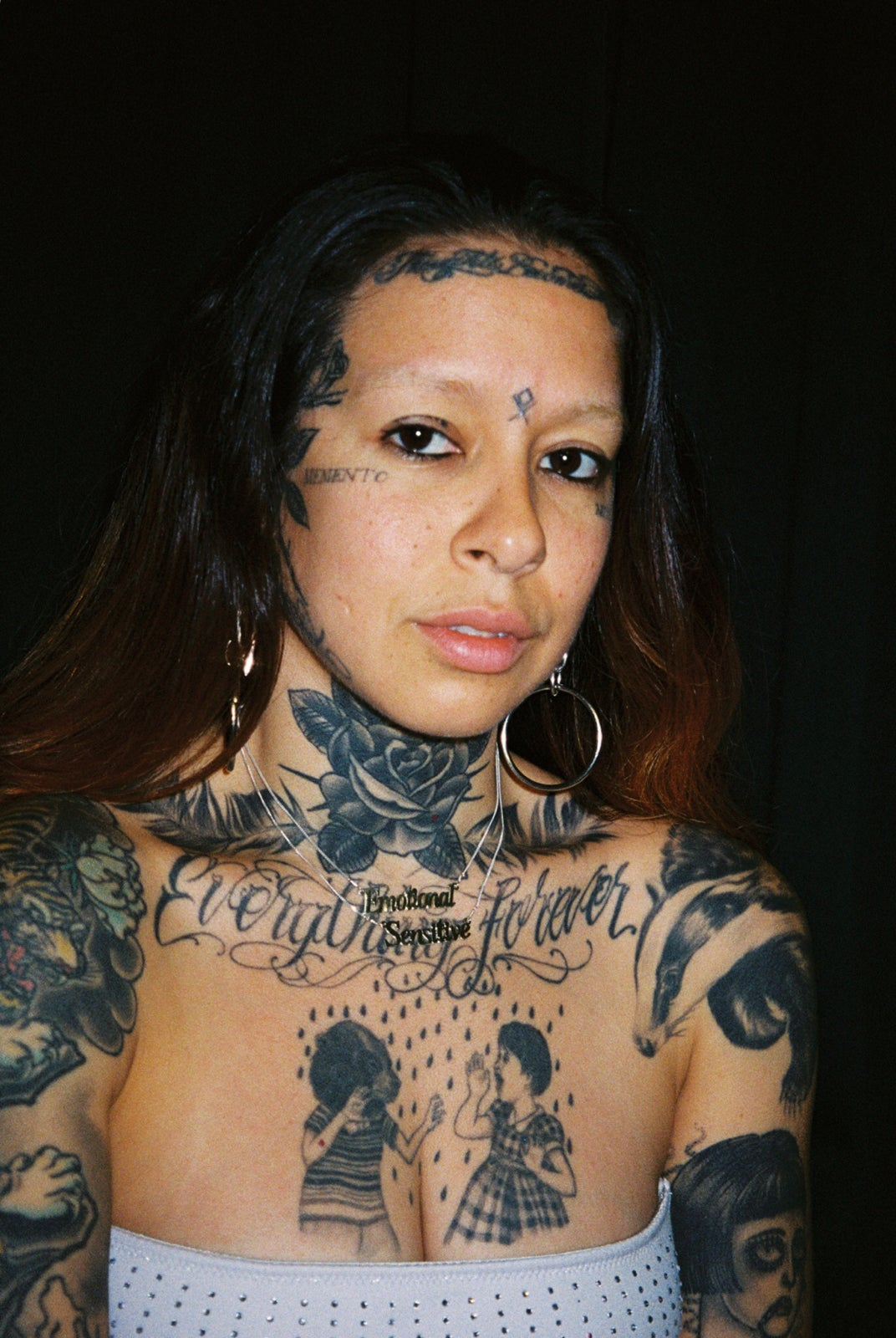 Image of Emotional necklace
