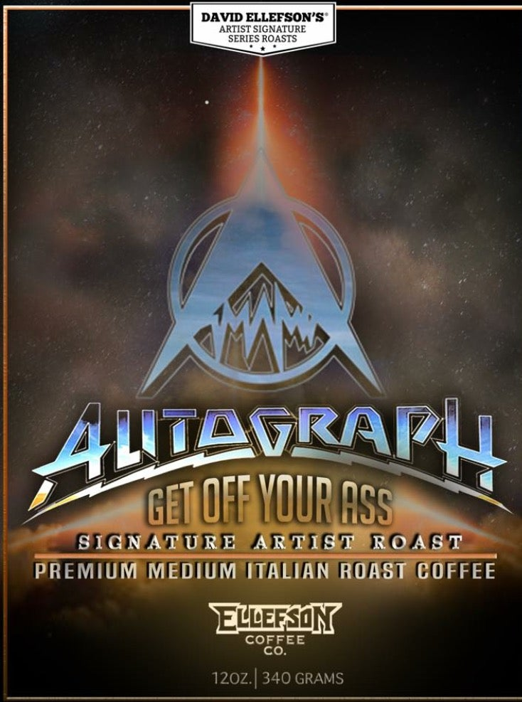 Image of GET OFF YOUR ASS COFFEE