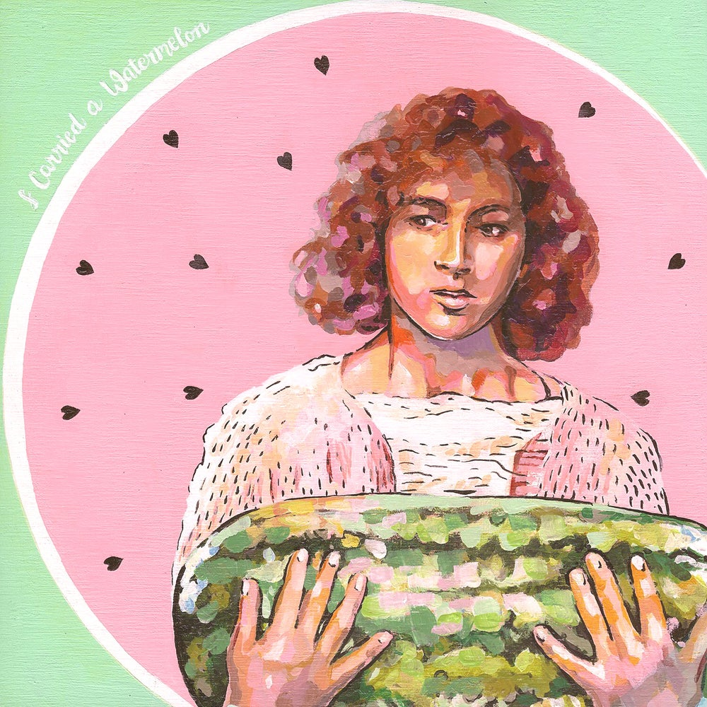 Image of I Carried A Watermelon