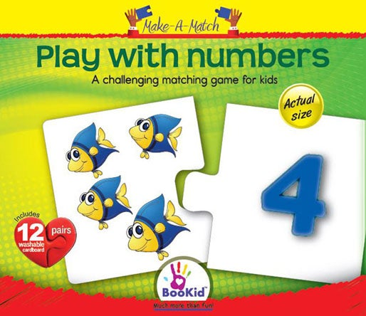 Image of Play with numbers