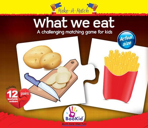 Image of What we eat