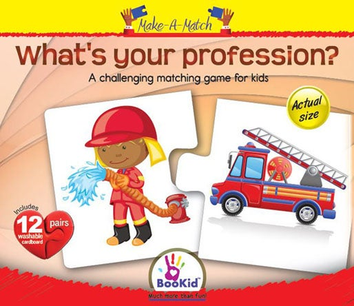 Image of What's your profession?