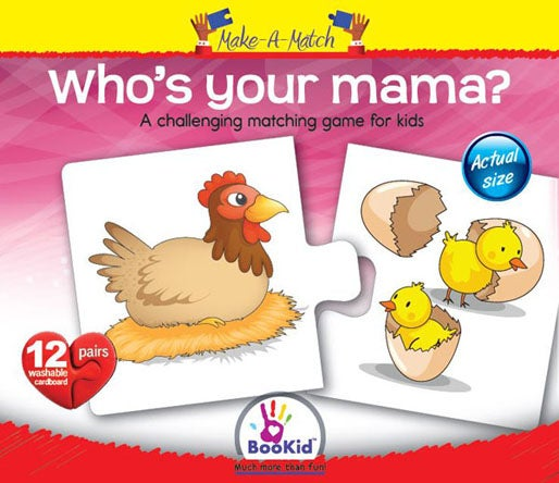 Image of Who's your mama?