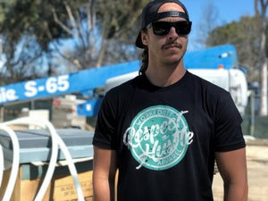 Image of RESPECT THE HUSTLE T-Shirt