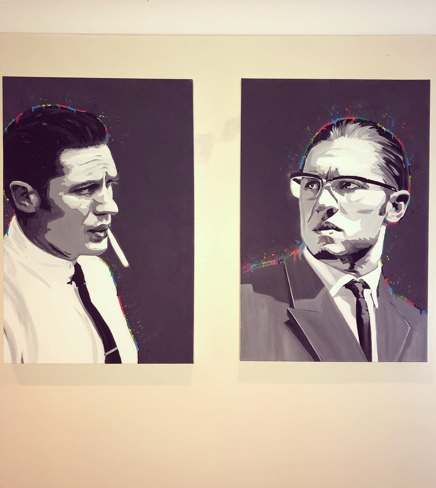 Image of The Krays - Tom Hardy