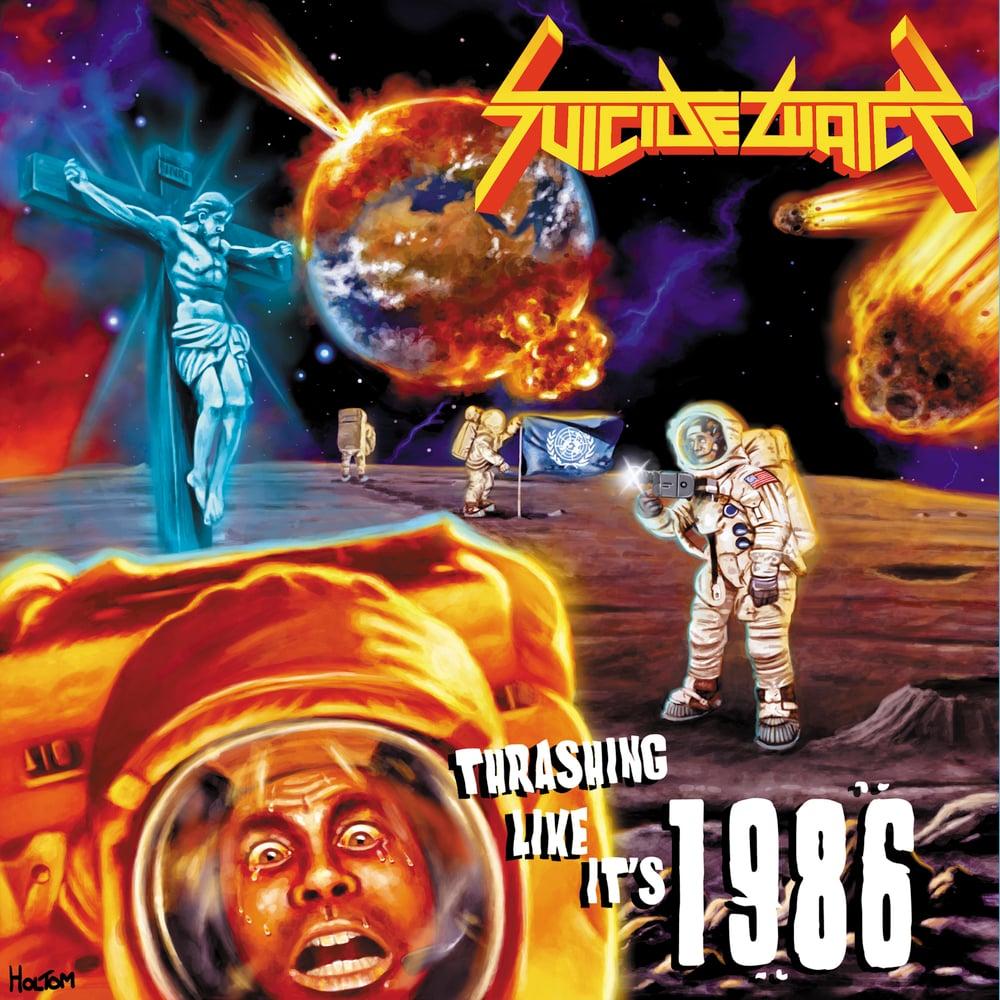 Image of Suicide Watch - Thrashing Like Its 1986 CD