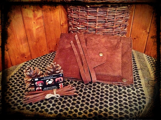 Image of SPECIAL: LEATHER Tool / Utensil Roll