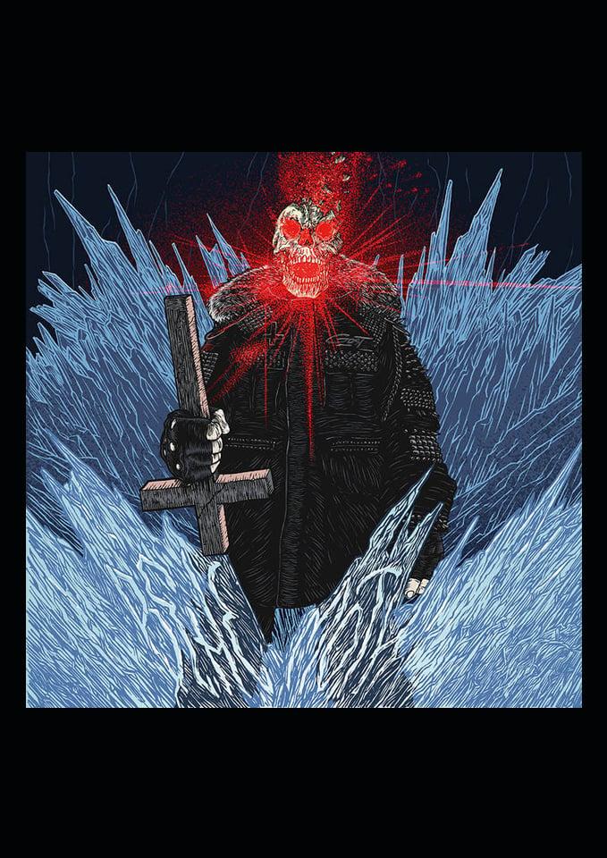 Image of GOST - BEHEMOTH (CD)