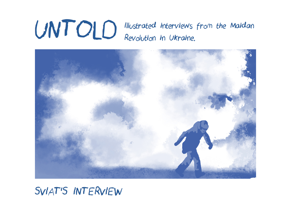 Image of Untold- Sviat Interview